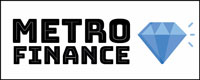 Logo metrofinance.be